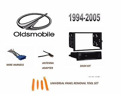 OLDSMOBILE RADIO WIRE HARNESS INSTALL STEREO PLUG 88-99 - $599