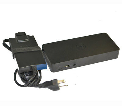 DELL D5000 WIRELESS Laptop Docking Station Precision/Latitude Models