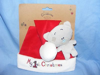Me To You Bear Tatty Teddy My First Christmas Tiny Tatty