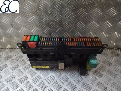 RANGE ROVER L322 36 Tdv8 Diesel Under Dash Main Fuse Box Yqe500380