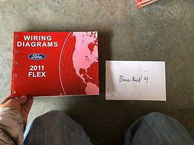 SHOP MANUAL ELECTRICAL Wiring Service Repair Schematic Diagrams Ford