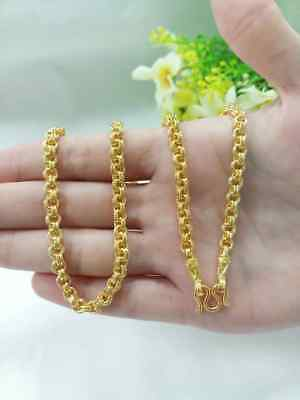 THAI GOLD NECKLACE Premium Jewelry Weight 2 Baht Made In Thailand