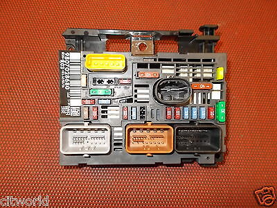 Citroen Relay Fuse Box Layout Wiring Diagram