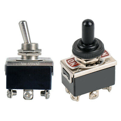 3 PIECES (RED) DPDT momentary switch on/off/on motor reverse