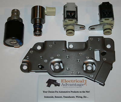 GM 4L80E MT-1 Transmission Solenoid Kit EPC Shift TCC 5Pc Set 1991