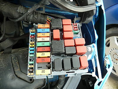 Fuse Box In Ford Ka Wiring Diagram