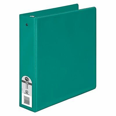 WILSON JONES BASIC Round Ring Binder, 2 Inch Capacity, 85 x 11