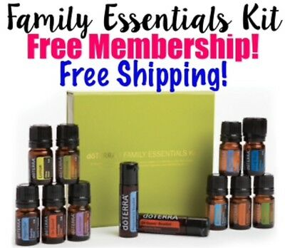 DOTERRA FAMILY PHYSICIAN/ESSENTIALS Kit w/ Beadlets, with Wholesale