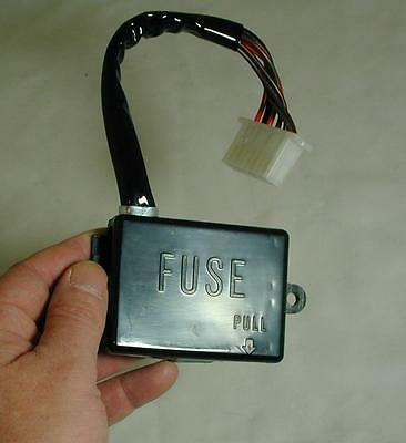NEW FUSE BOX Fits Yamaha RD250 RD350 RD400 Fuse box QFB5B - £2173