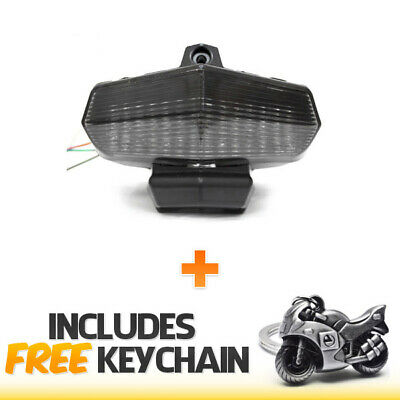 TAIL LIGHT LED Clear Integrated Turn Signal DUCATI 02-07 749, 999