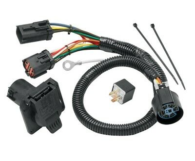Ford Trailer Wiring Harness Kit Wiring Diagram
