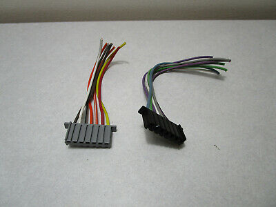 Details About 198506 Chrysler Dodge Jeep Radio Wiring Harness Free