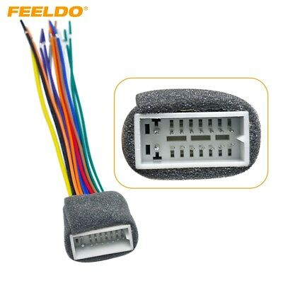 CAR STEREO WIRING Harness Lead Plug Cable for Pioneer 2350 16Pin