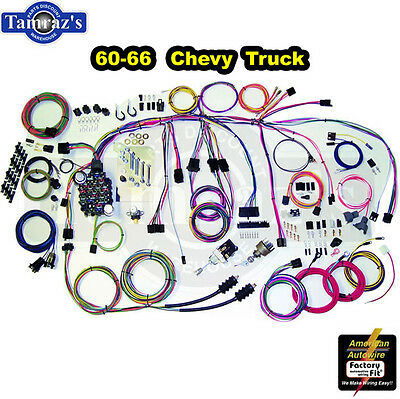 AMERICAN AUTOWIRE 500560 - 1960-66 Chevy  GMC Pickup Classic Update