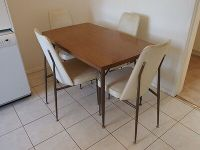 VINTAGE KITCHEN Table and 4 Chairs (1970's) - AUD 80.00 ...
