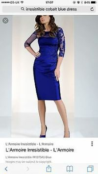 687 BNWT John Charles Mother of Bride Groom 25692 Lace ...