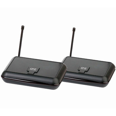 ONE FOR ALL Wireless Audio Video Sender Black Screen Sharing System