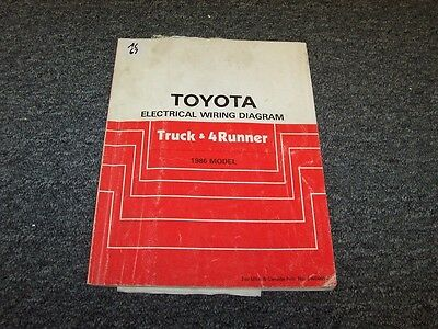 2009 TOYOTA TACOMA Truck Electrical Wiring Diagram Manual PreRunner