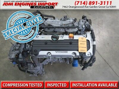 ACURA TSX ENGINE K24A Jdm Long Block Replacement For K24A2 Motor