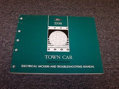 1995 Lincoln Town Car Vacuum Diagram Index listing of wiring diagrams