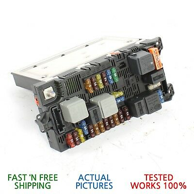 2003 - 2006 Mercedes-Benz E500 W211 Fuse Relay Junction Box - Oem