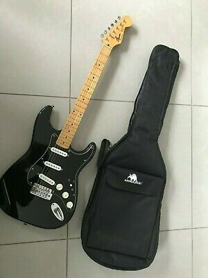 FENDER SQUIER STRATOCASTER 1994 Korean With mod\u0027s - $24106