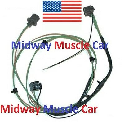 FRONT HEADLIGHT EXTENSION wiring harness Chevy pickup truck suburban