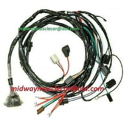 HEI engine wiring harness 64 65 66 Chevy pickup truck suburban c10 k10