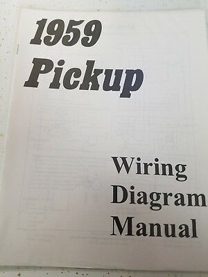 1959 Chevy Truck Wiring Diagrams Free 1953 Chevy Wiring Diagram
