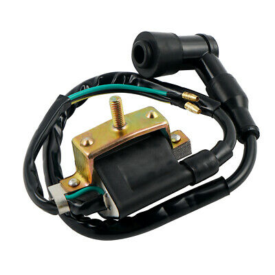 6V 2 WIRES Ignition Coil Brand New For Honda C70 CL70 CT70 SL70 XL70