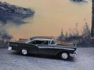 1957 FORD FAIRLANE Convertible Beautiful Built 1/25Th - $20000