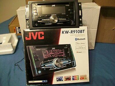 JVC BLUETOOTH CAR Radio Stereo Dash Kit Harness for 2007-13 Chrysler