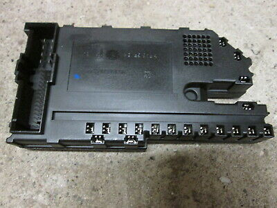 VAUXHALL ASTRA MK4 FUSE BOX COVER Chrome Gsi Engine Styling - £1992