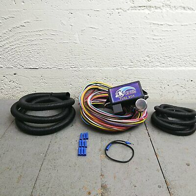 Harness Complete Wiring Harness Kit 19601966 Chevy Truck Part