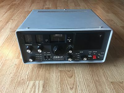 YAESU FRG-7 COMMUNICATION Receiver Shortwave Ham Radio Base Station
