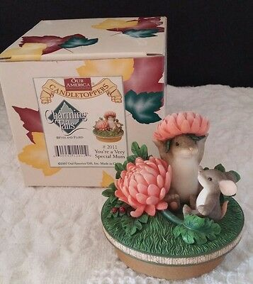 CUTE Mice Charming Tails Topper - $500 PicClick