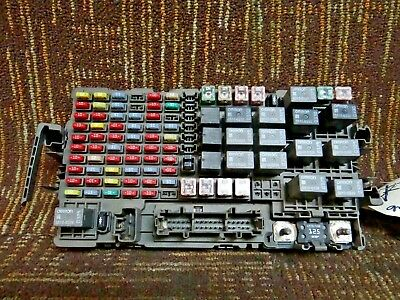 FUSE BOX UNDER Hood 27L Fits 00-04 Concorde 237112 - $6500 PicClick