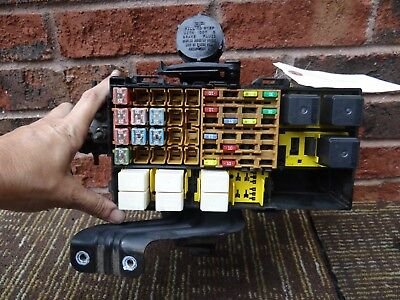 02 FORD EXCURSION Interior Fuse Panel Junction Box Relay Module 2C7T