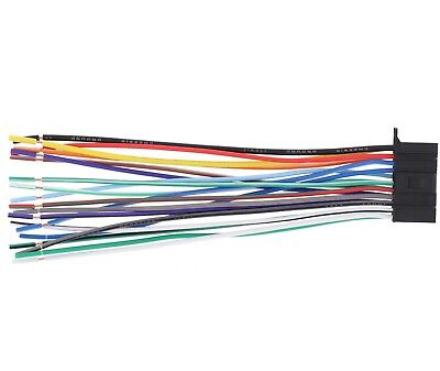 Ddx512 Wire Harness Wiring Diagram Library