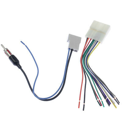 NEW METRA 70-5701 Car Stereo Wiring Harness Wire Adapter Plug
