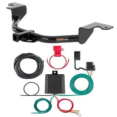 CURT CLASS 3 Trailer Hitch  Wiring for Jeep Patriot - $19299