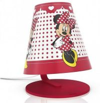Philips Minnie Mouse Themed Night Light Kids Bedroom Lamp ...