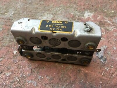 BMW R AIRHEAD Diode Board / Rectifier - Replaces Bosch / BMW # 12 31