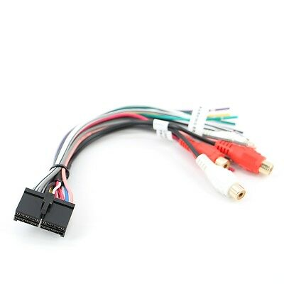 NEW 16 PIN Wire Harness for JENSEN VM9212 / VM9213 - $1189 PicClick