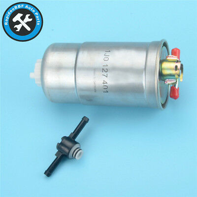 X1 FUEL FILTER OEM Quality For VW Golf Jetta MK2 MK3 Passat Audi A4