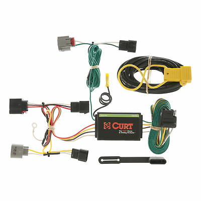 CURT CUSTOM VEHICLE-TO-TRAILER Wiring Harness 56054 for 07-10