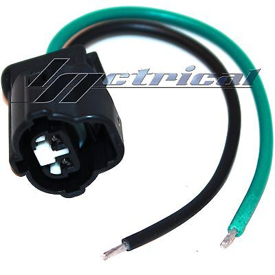 ALTERNATOR REPAIR PLUG Harness 2-Pin Wire For Dodge Cummins Diesel