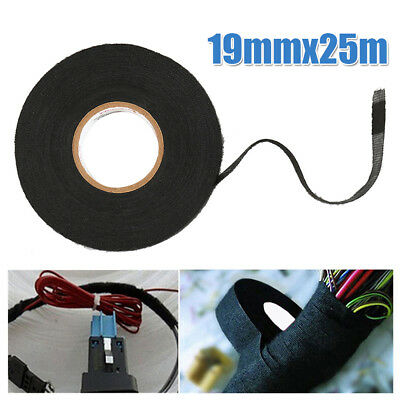 3 ROLL / Tesa 51616 Fleece Wire Cable Harness Tape 19mm x 10M