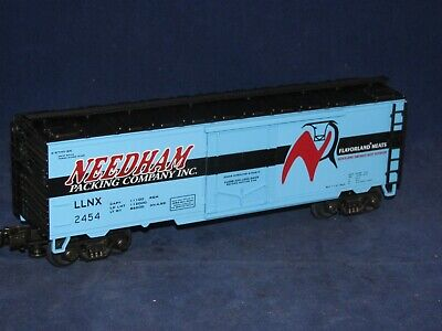 MTH PREMIER MT-9401L Needham Packing Company Refrigerator Reefer Car