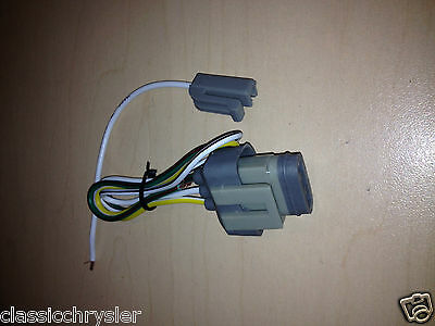 NEW FORD ALTERNATOR Wire Harness Connector 2G 3G 4G including 3G
